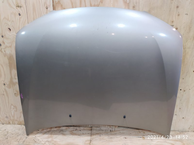 Капот Nissan Bluebird Sylphy FG10 QG15DE 2005