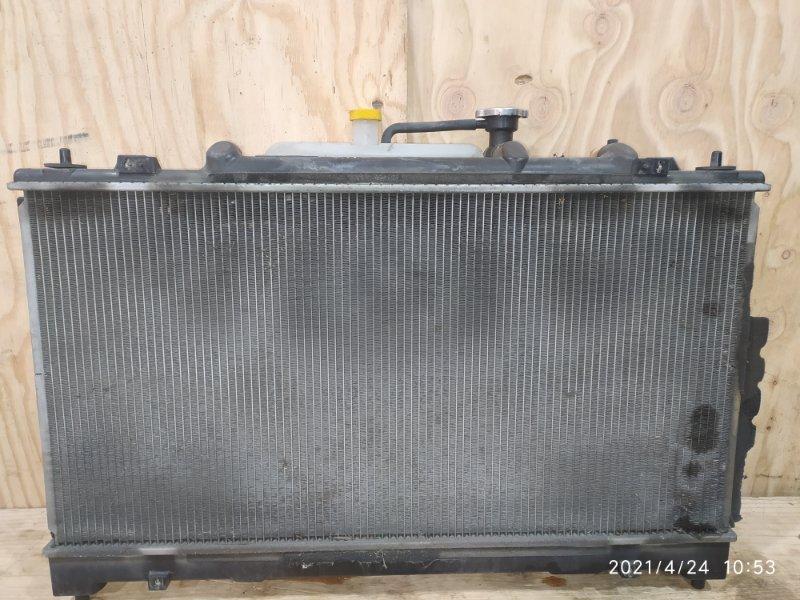 Радиатор двигателя Mazda Atenza GH5FS L5-VE 2008