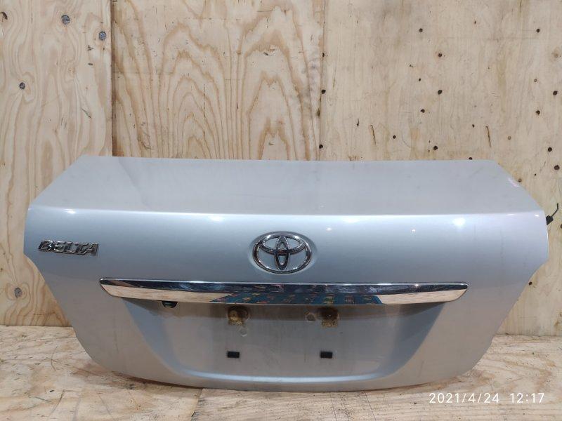 Крышка багажника Toyota Belta SCP92 2SZ-FE 2006