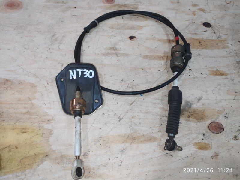 Трос кпп Nissan X-Trail NT30 QR20DE 2001