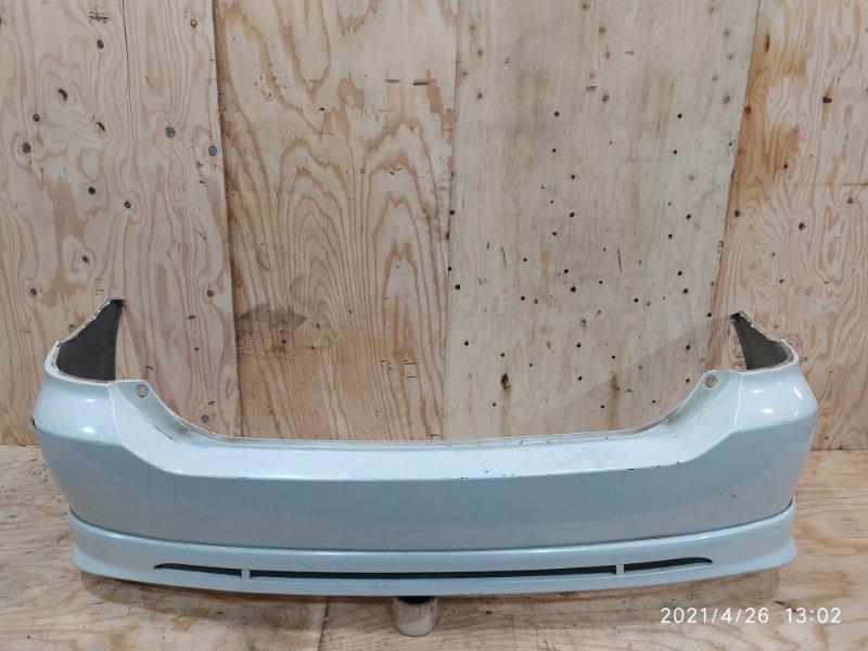 Бампер Toyota Wish ANE10 1AZ-FSE 2004 задний