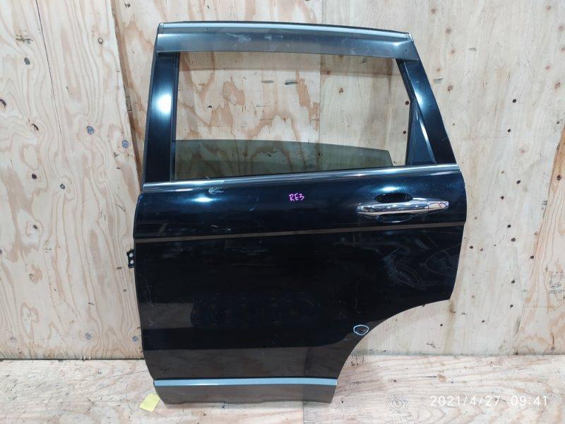 Дверь боковая Honda Cr-V RE3 K24A 2008 задняя левая