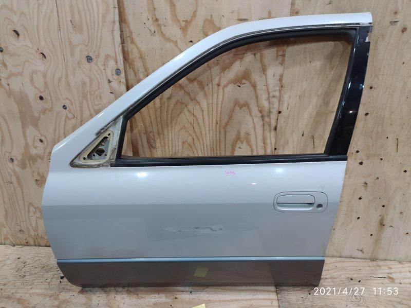 Дверь боковая Toyota Camry SV43 3S-FE 1998 передняя левая