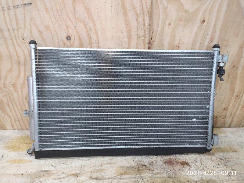 Радиатор кондиционера Nissan Tiida C11 HR15DE 2010