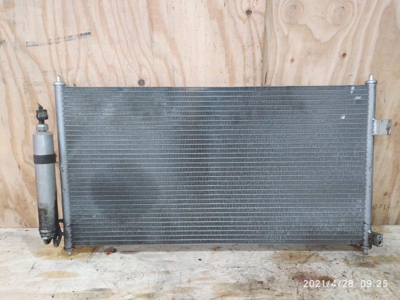 Радиатор кондиционера Nissan X-Trail NT30 QR20DE 2001