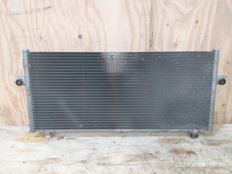 Радиатор кондиционера Nissan Bluebird HU14 SR20DE 2000