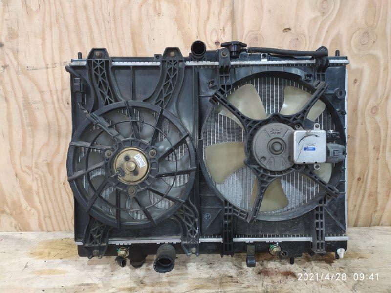 Радиатор двигателя Mitsubishi Pajero Io H76W 4G93 1999