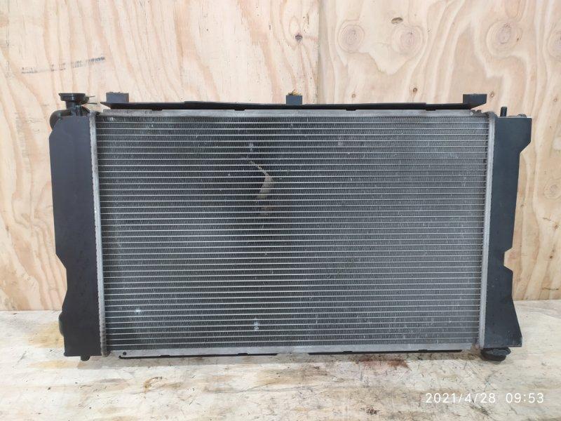 Радиатор двигателя Toyota Avensis AZT250 1AZ-FSE 2004