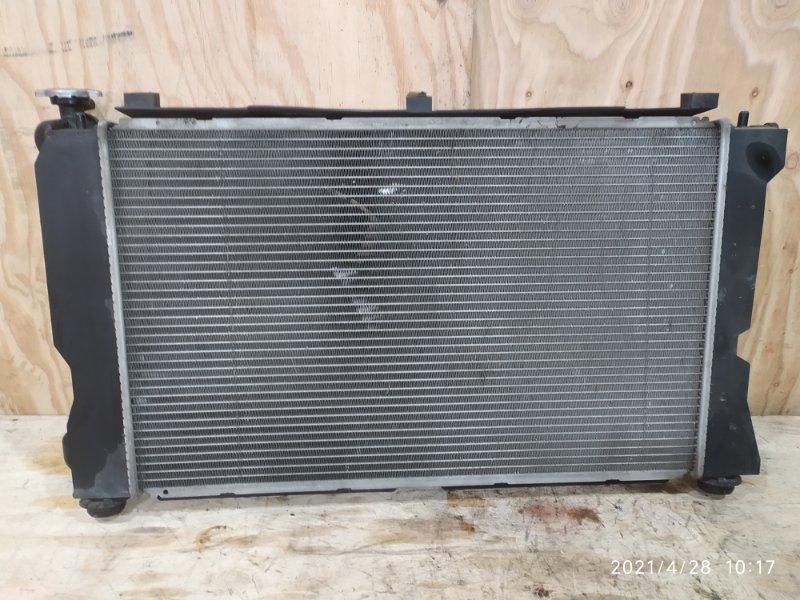Радиатор двигателя Toyota Avensis AZT250W 1AZ-FSE 2003