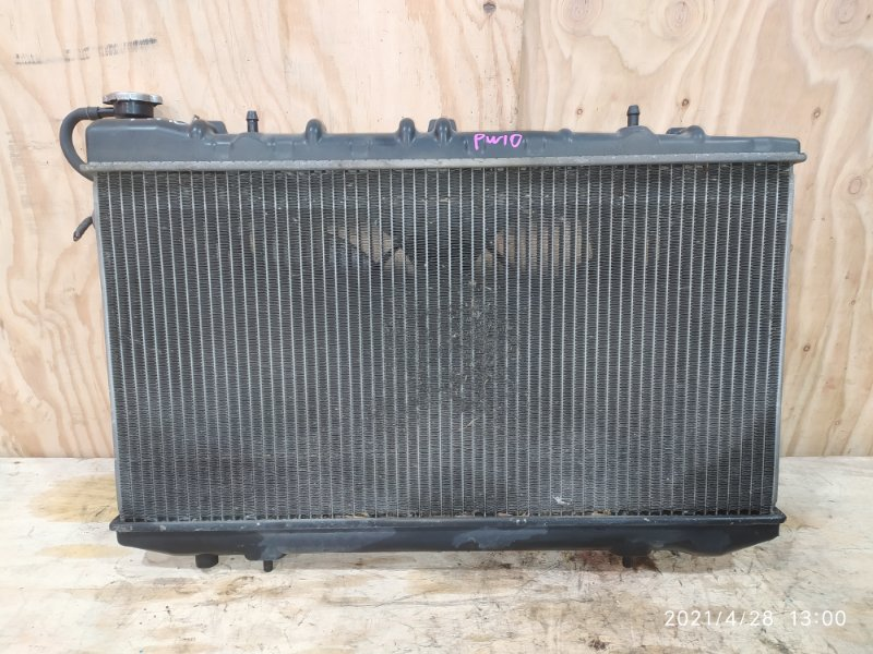 Радиатор двигателя Nissan Avenir PW10 SR20DE 1997
