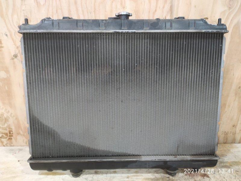 Радиатор двигателя Nissan Serena PC24 SR20DE 2000