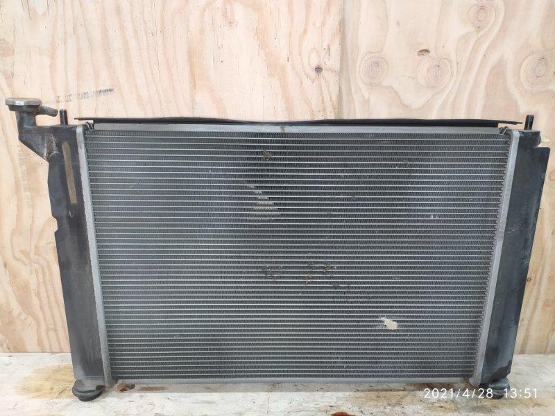 Радиатор двигателя Toyota Wish ANE10 1AZ-FSE 2004