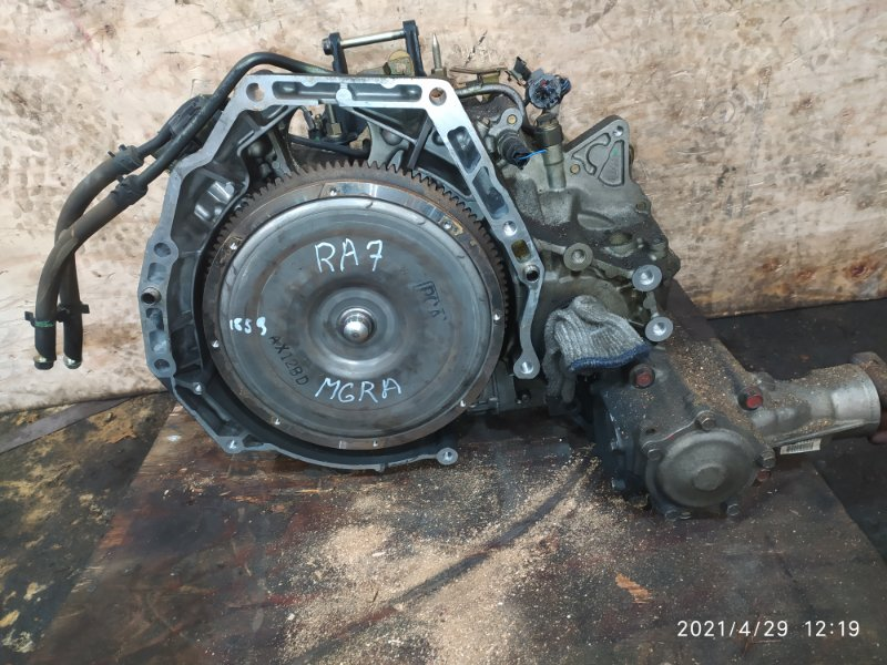 Акпп Honda Odyssey RA7 F23A 2001