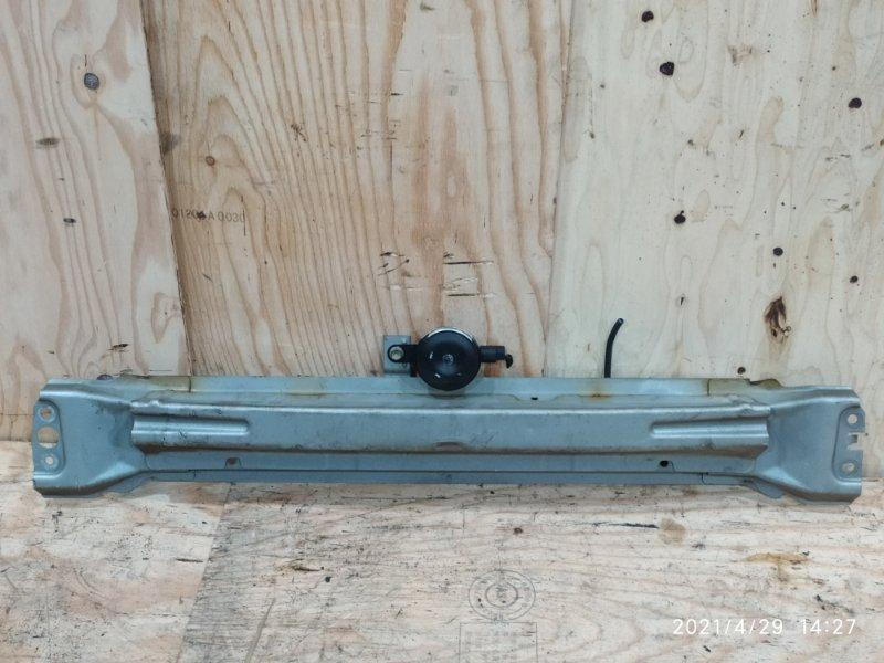 Усилитель бампера Honda Fit GD1 L13A 2002 передний