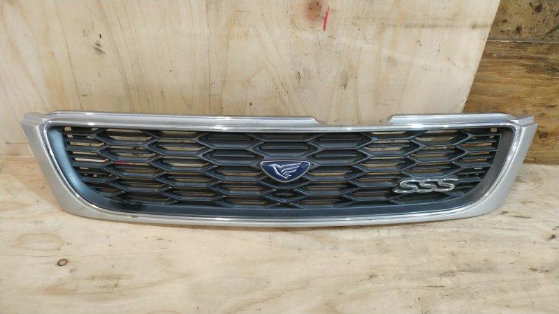 Решетка радиатора Nissan Bluebird HU14 SR20DE 2000