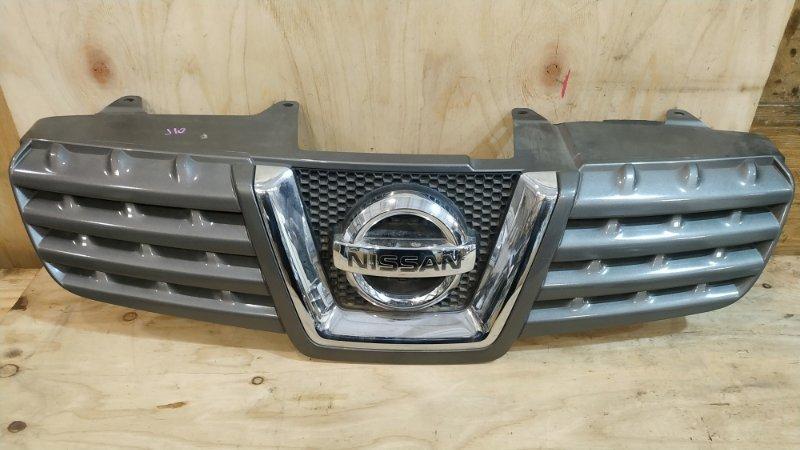 Решетка радиатора Nissan Dualis J10 MR20DE 2007