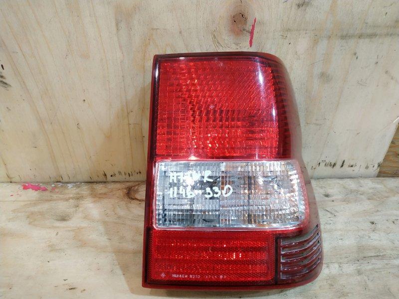 Фонарь стоп-сигнала Mitsubishi Pajero Io H76W 4G93 1999 правый