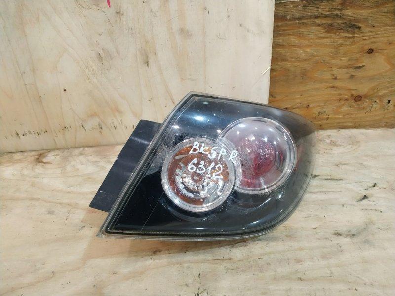 Фонарь стоп-сигнала Mazda Axela BK5P ZY-VE 2006 правый