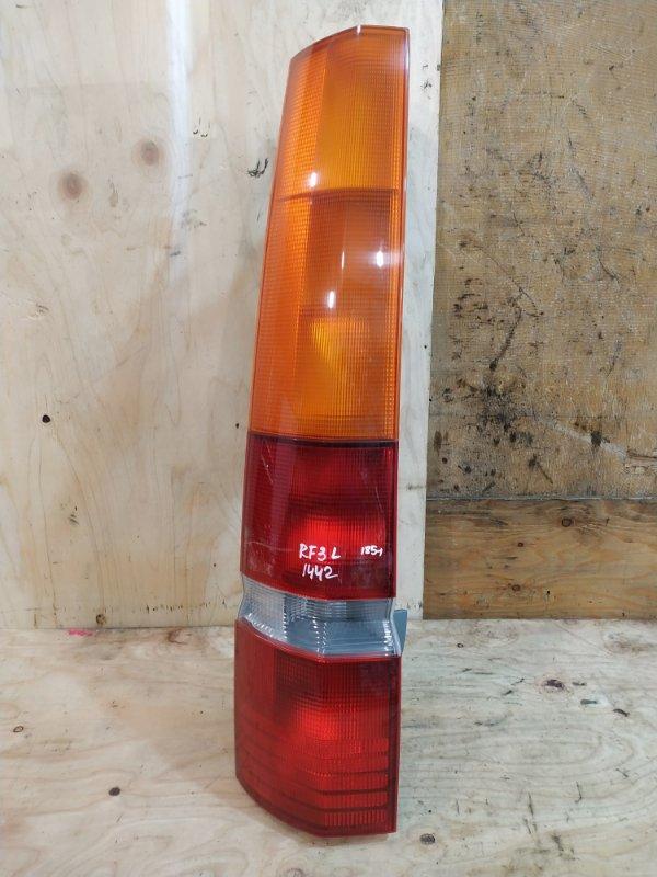 Фонарь стоп-сигнала Honda Stepwgn RF3 K20A 2002 левый