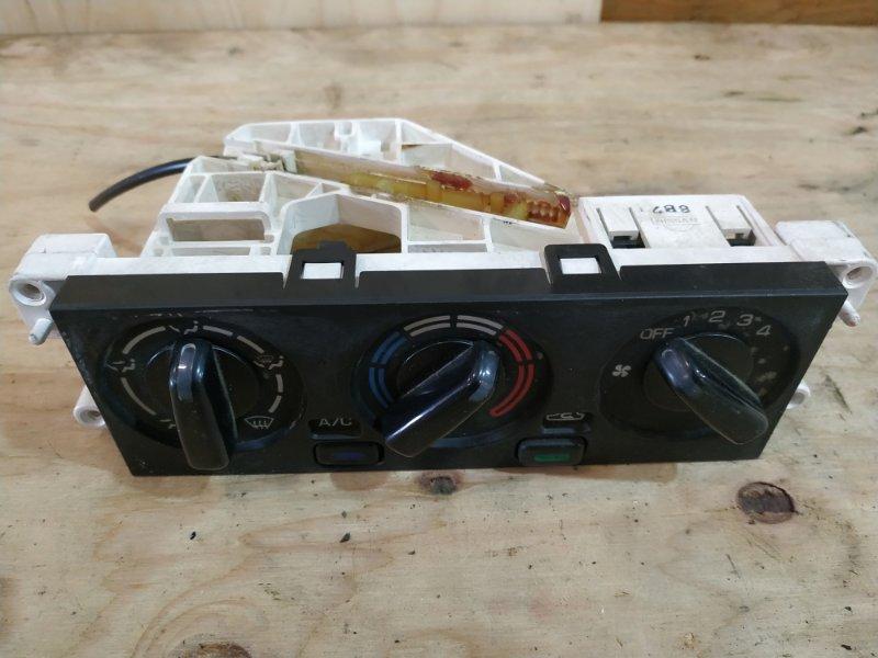 Блок управления климат-контролем Nissan Sunny FB14 GA15DE 1998