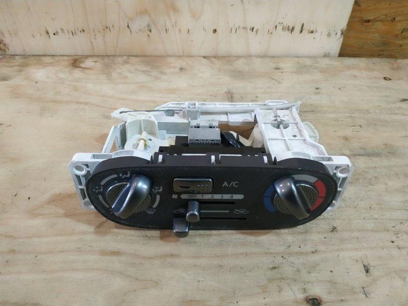 Блок управления климат-контролем Nissan Serena PC24 SR20DE 2000