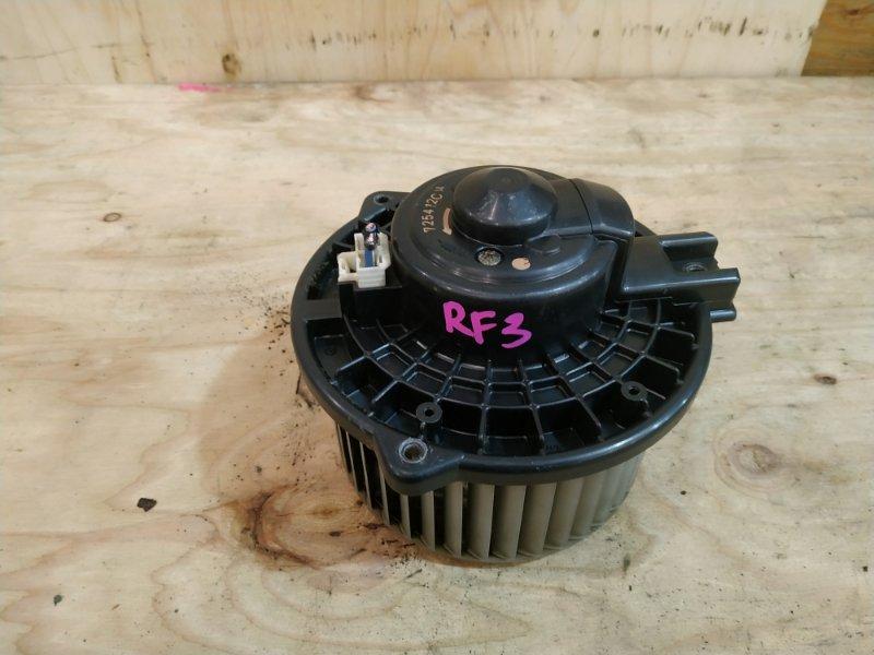 Вентилятор печки Honda Stepwgn RF3 K20A 2002