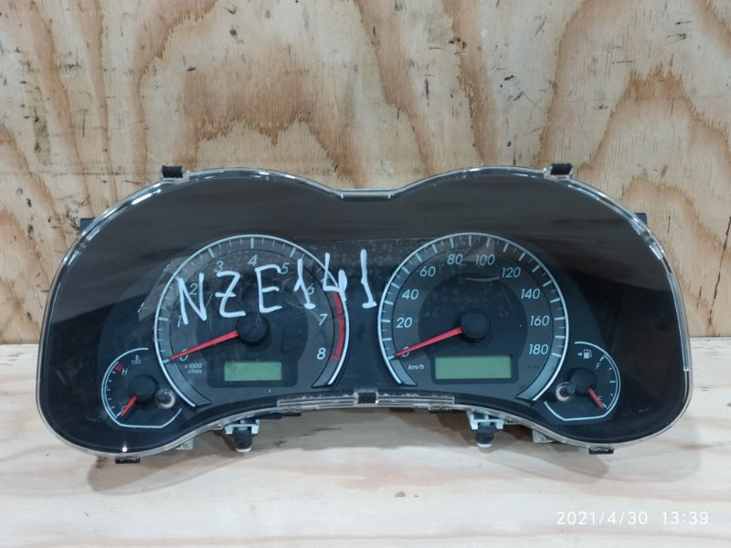 Комбинация приборов Toyota Corolla Fielder NZE141G 1NZ-FE 2008