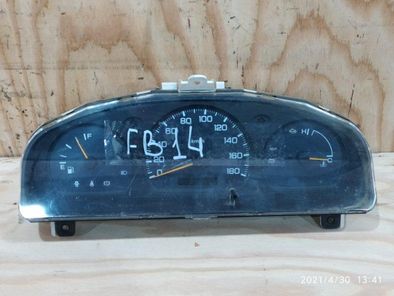 Комбинация приборов Nissan Sunny FB14 GA15DE 1998