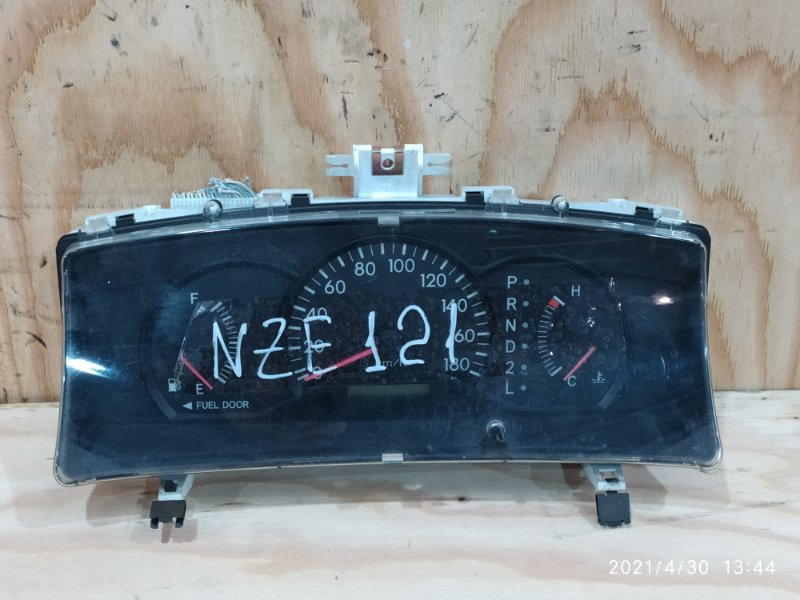 Комбинация приборов Toyota Corolla Spacio NZE121N 1NZ-FE 2003