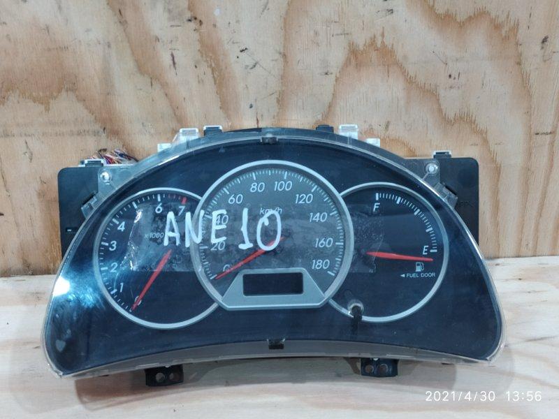 Комбинация приборов Toyota Wish ANE10 1AZ-FSE 2004