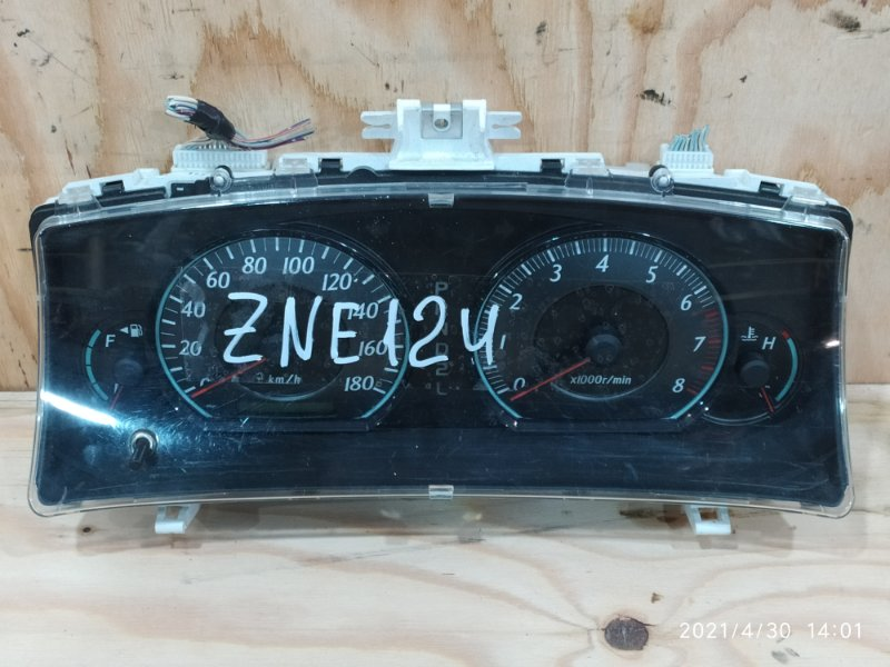 Комбинация приборов Toyota Corolla Fielder NZE124 1NZ-FE 2005