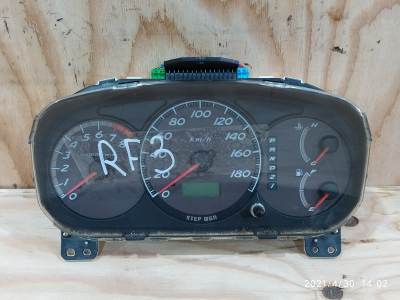 Комбинация приборов Honda Stepwgn RF3 K20A 2002
