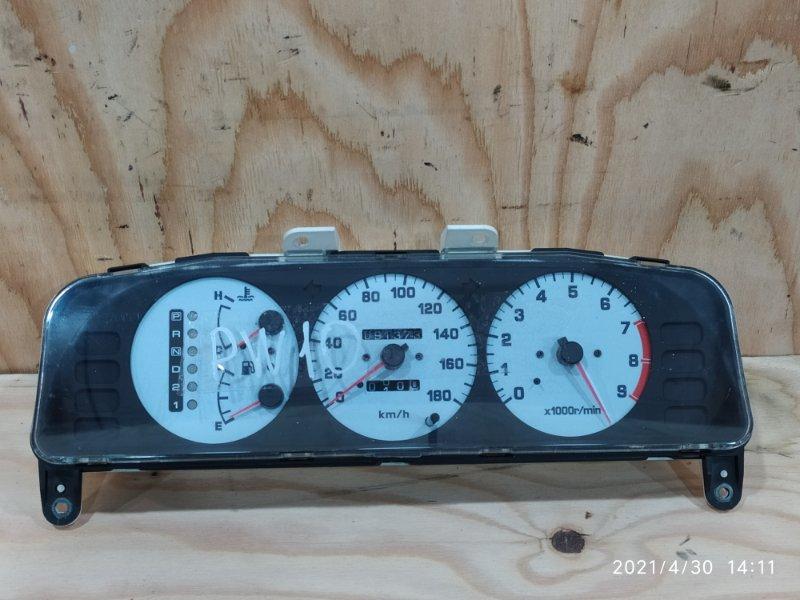 Комбинация приборов Nissan Avenir PW10 SR20DE 1997