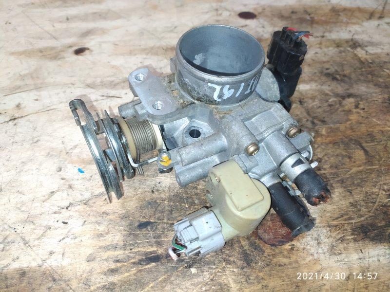 Заслонка дроссельная Toyota Carina AT192 5A-FE 1996