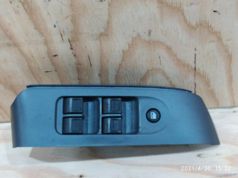 Блок управления стеклоподъемниками Honda Fit GD1 L13A 2003