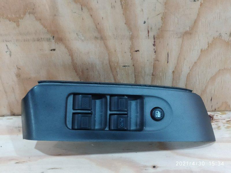 Блок управления стеклоподъемниками Honda Fit GD1 L13A 2002
