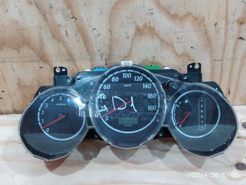 Комбинация приборов Honda Fit GD1 L13A 2003