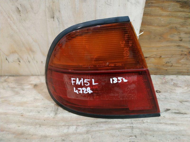 Фонарь стоп-сигнала Nissan Pulsar FN15 GA15DE 1995 левый