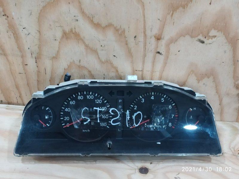 Комбинация приборов Toyota Corona Premio ST210 3S-FSE 2000