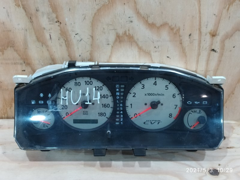 Комбинация приборов Nissan Bluebird HU14 SR20DE 2000