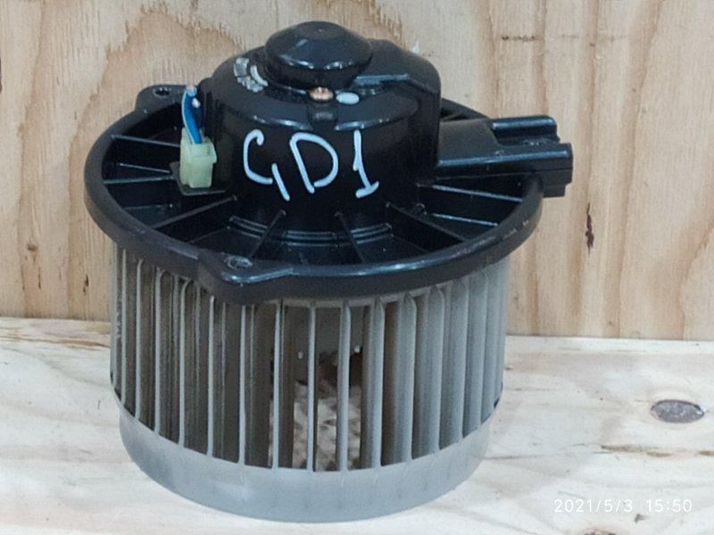 Вентилятор печки Honda Fit GD1 L13A 2003