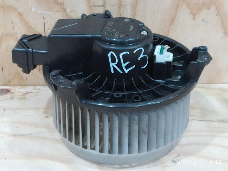 Вентилятор печки Honda Cr-V RE3 K24A 2008