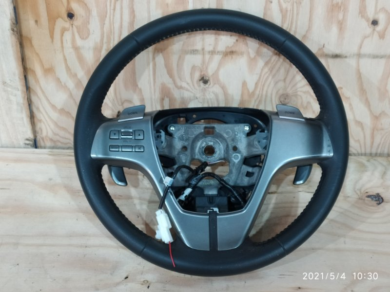 Руль Mazda Atenza GH5FS L5-VE 2008