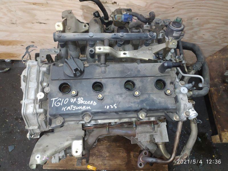 Двигатель Nissan Bluebird Sylphy TG10 QR20DD 2004