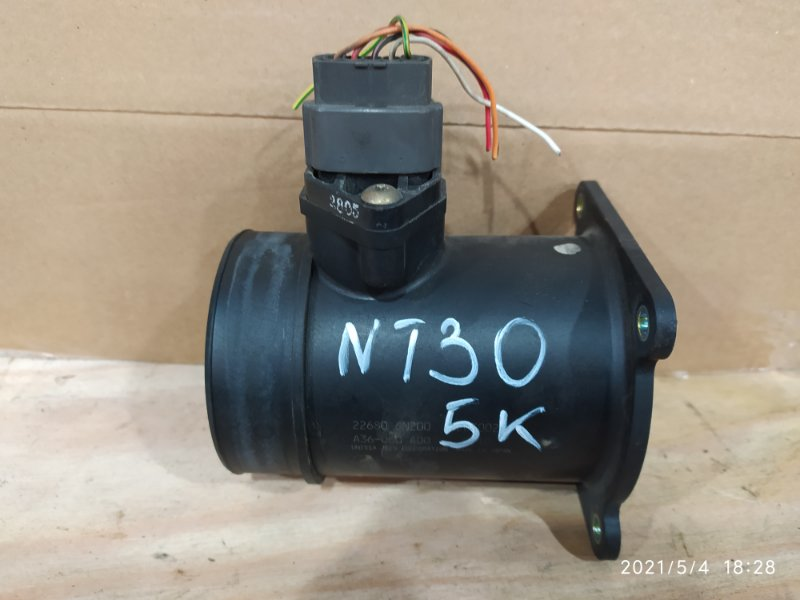 Датчик расхода воздуха Nissan X-Trail NT30 QR20DE 2001