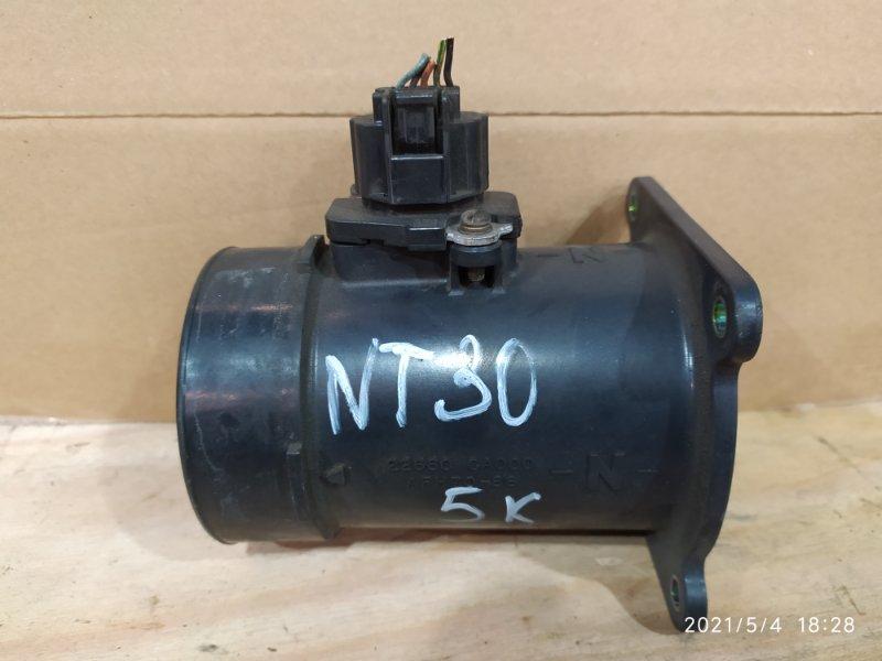 Датчик расхода воздуха Nissan X-Trail NT30 QR20DE 2006