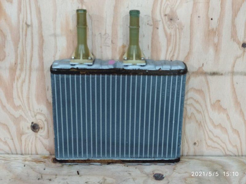 Радиатор отопителя Nissan Tino V10 QG18DE 1999
