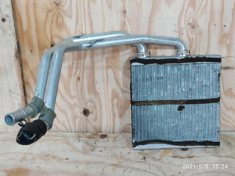 Радиатор отопителя Nissan Dualis J10 MR20DE 2007