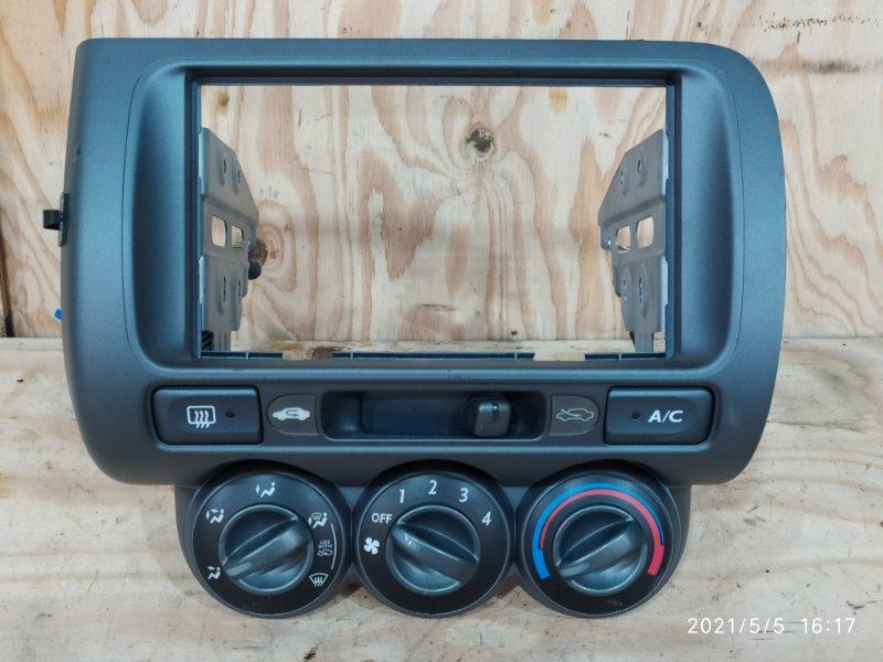 Блок управления климат-контролем Honda Fit GD1 L13A 2003