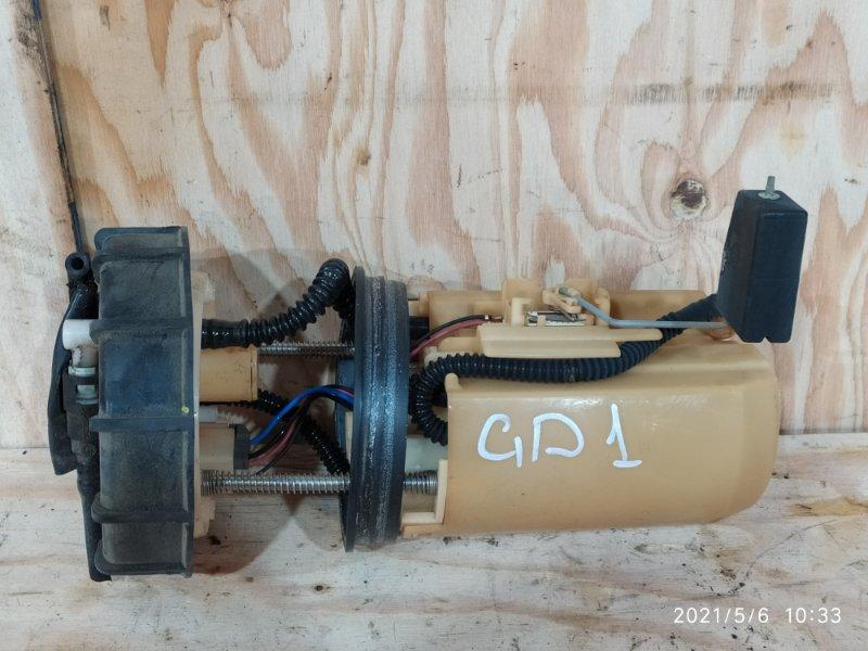 Насос топливный Honda Fit GD1 L13A 2007